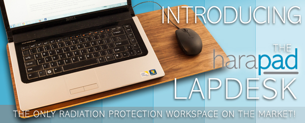 Introducing the Lapdesk