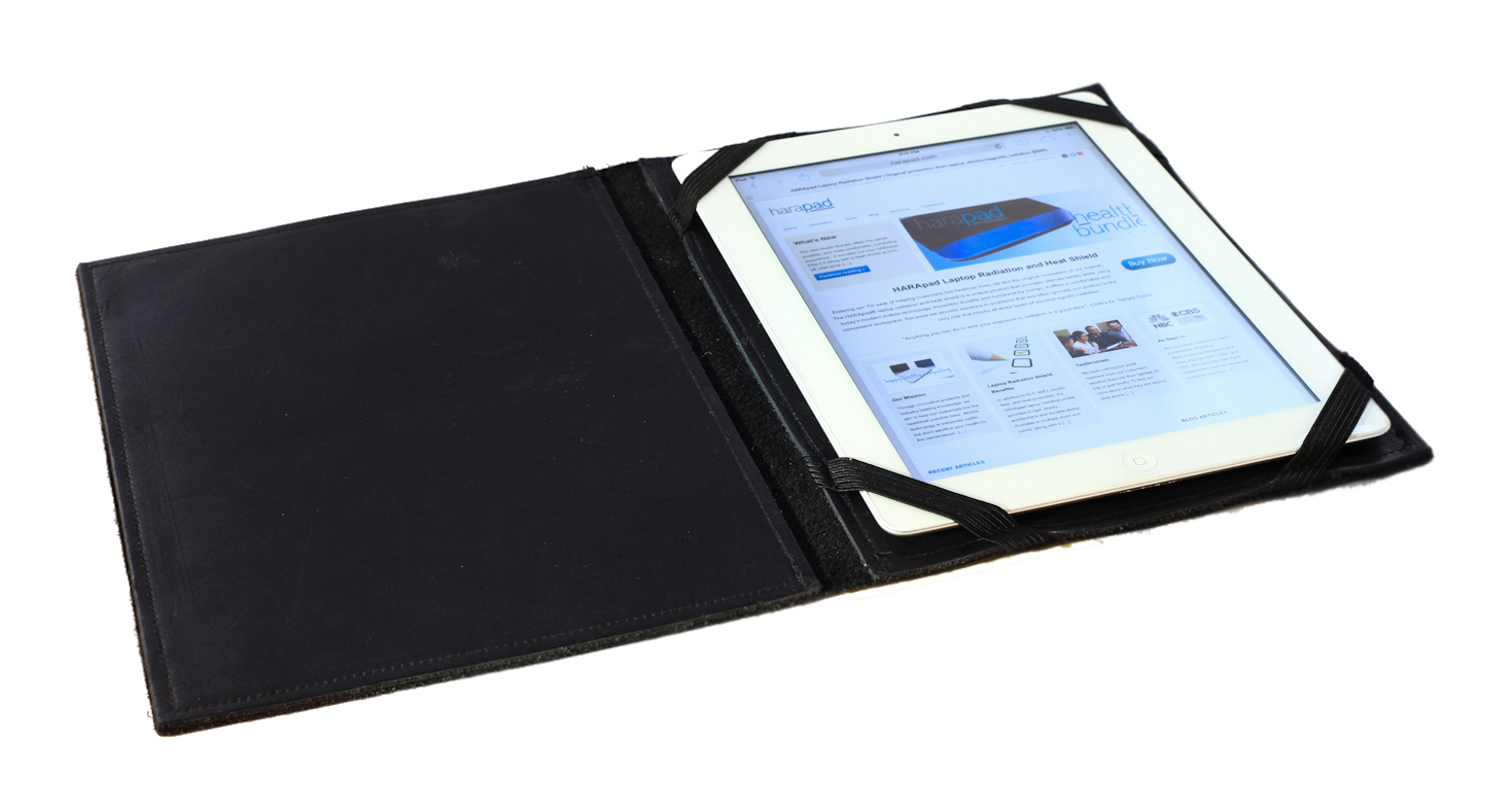 HARApad introduces iPad cases