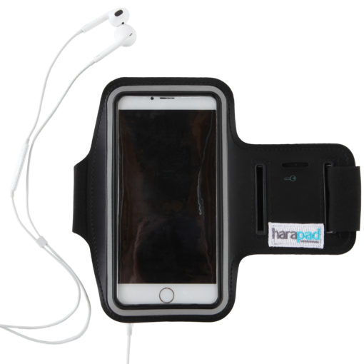 Cell Phone EMF Arm Band Providing EMF and Radiation Protection